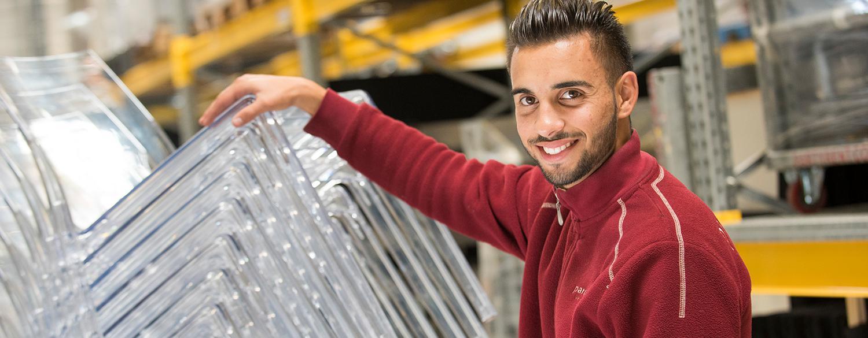 Frankfurt: Ausbildung zur Fachkraft für Lagerlogistik (m/w/d)