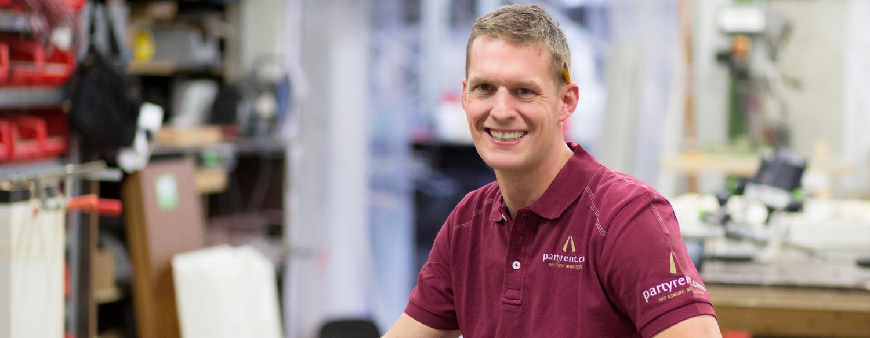 Interview mit Gabriel Wicha, Technischer Leiter