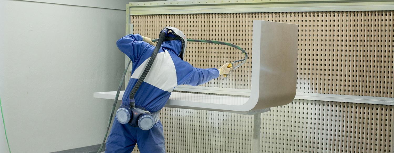 Lackierhelfer/in zur Möbelaufbereitung (m/w/d) gesucht