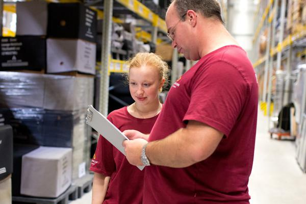 München: Ausbildung zur Fachkraft für Lagerlogistik (m/w)