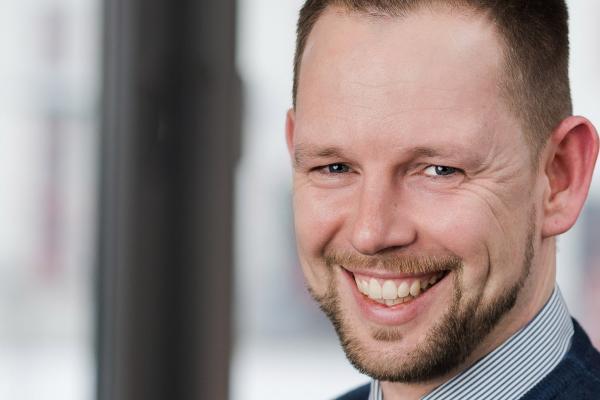 Christoph Cramer, Vertriebsleiter von Party Rent Hamburg
