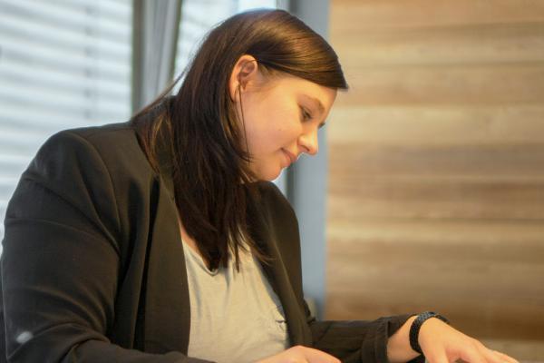 Interview mit Katharina Lindemann, Auszubildende zur Veranstaltungskauffrau