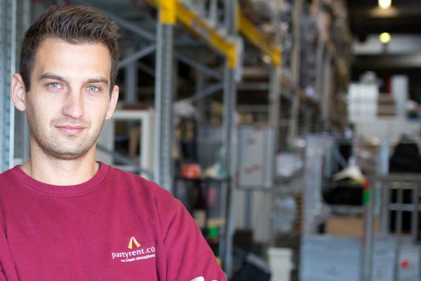 Interview mit Tomislav,  Fachkraft für Lagerlogistik